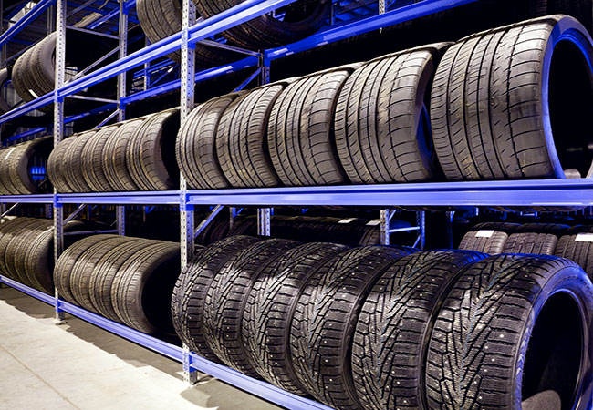 New and used tires available at Tire Depot Inc.